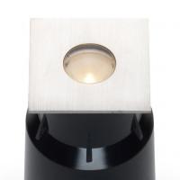 Cree LED Bodeneinbaustrahler Braga | Warm Weiß | 3 Watt | Eckig | 24 Volt L2181
