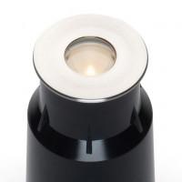 Cree LED Bodeneinbaustrahler Elvas | Warm Weiß | 3 Watt | Runde L2086