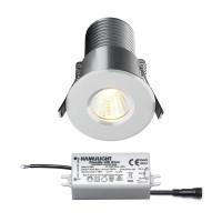 Citizen LED Einbaustrahler | Warm Weiß | 7 Watt | Dimmbar L2125
