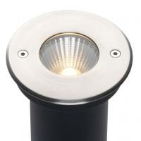 Cree LED Bodeneinbaustrahler Serpa | Warm Weiß | 10 Watt | Runde | 24 Volt L2184