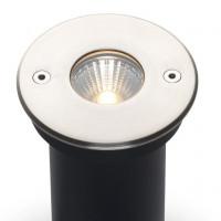 Cree LED Bodeneinbaustrahler Santana | Warm Weiß | 5 Watt | Runde L2088