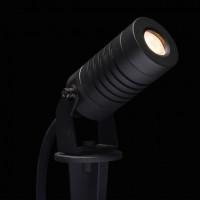 Cree LED Erdspießstrahler Porto | Warm Weiß | 3 Watt | Kippbar L2091